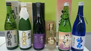 日本酒軍団20160112